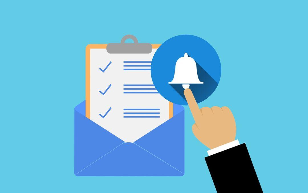 Notifications électroniques : Extensions dans la procédure administrative commune des administrations publiques en Espagne