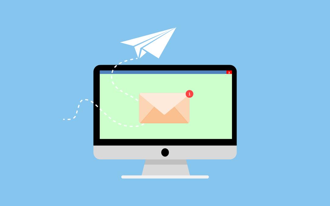 Recevoir et répondre à vos notifications électroniques en temps et en forme